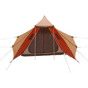 Nordisk Thrymheim 5 PU Tent, rood/beige